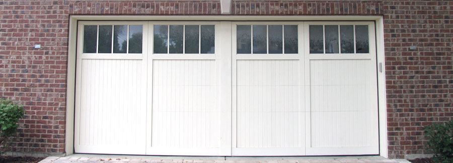 Garage Door Handle White