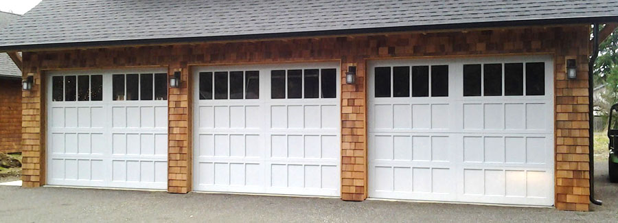 Garage Door With Window