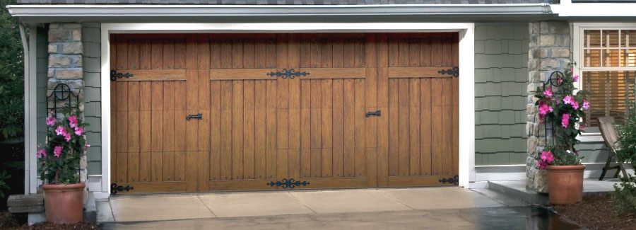 Garage Door Wooden